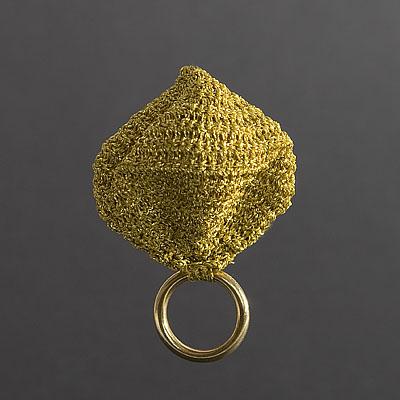 Van den Boom van Frans van Piete, Gulden Roede, gehaakte ring, Yolande van den Boom