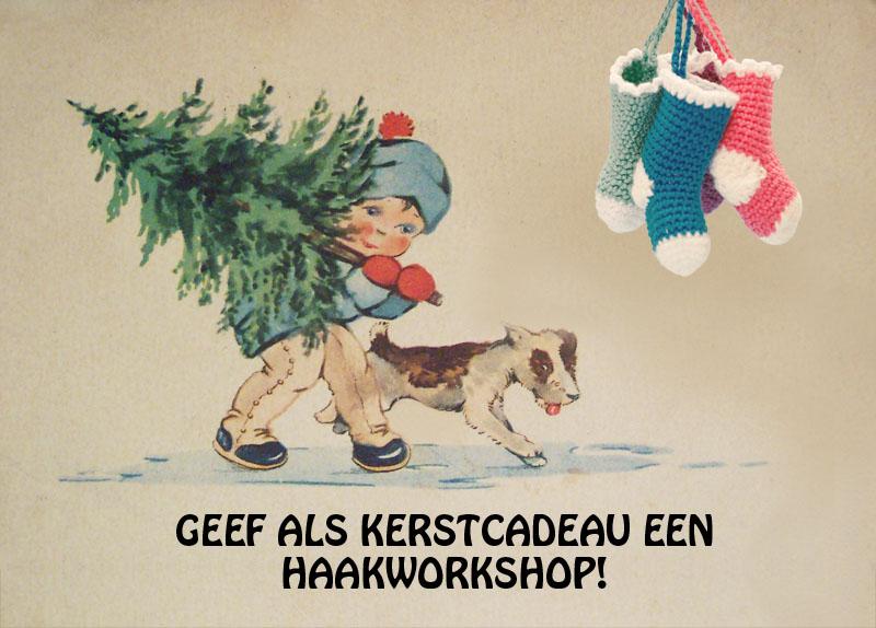 haakworkshop, haakworkshop kerst, haakworkshop cadeaubon, kerstsokken, eindhoven, yolande van den boom, kerstblog, leukste kerstcadeau's