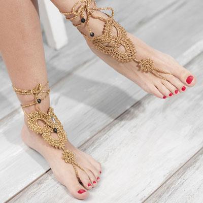 haakworkshop eindhoven barefootsandals goud shop Ibiza haken crochet