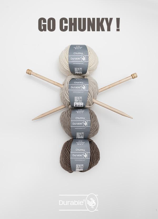 Chunky, go chunky, wol, wool, haken, breien, crochet, knit, yolandevandenboom, Durable