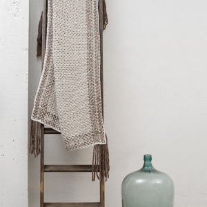woondeken, deken, interieur, wol, haken, weefsteek, crochet, blanket, diy